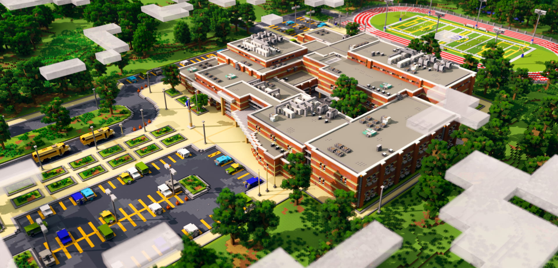 Mineville Highschool Overview